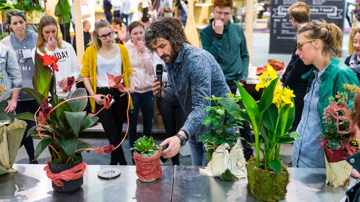 Royal Flora Holland Seasonal Trade Fair 2018