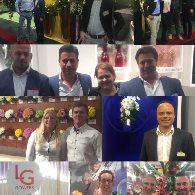 Royal FloraHolland Trade Fair Aalsmeer 2018